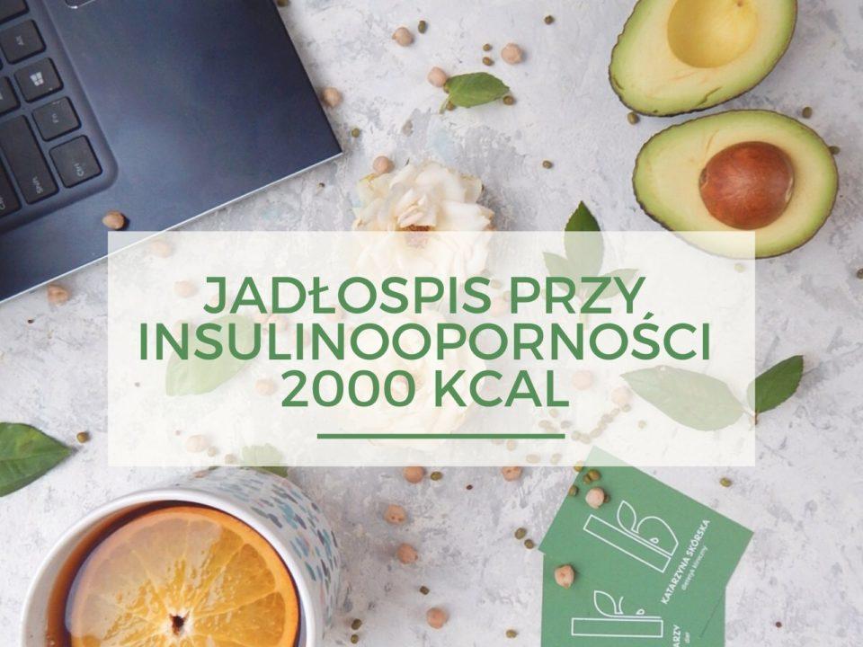 dieta online, insulinoopornosc, dieta za darmo