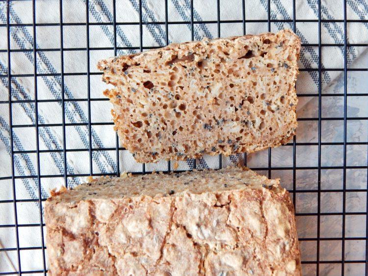 chleb na zakwasie, dietetyk online - jak upiec chleb na zakwasie