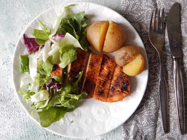 grill, jak zdrowo grillowac, zdrowe odzywianie