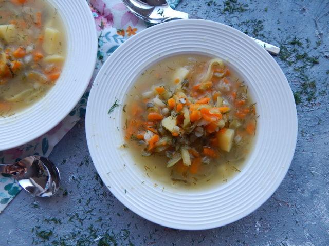 zupa ogorkowa, indywidualna dieta on-line