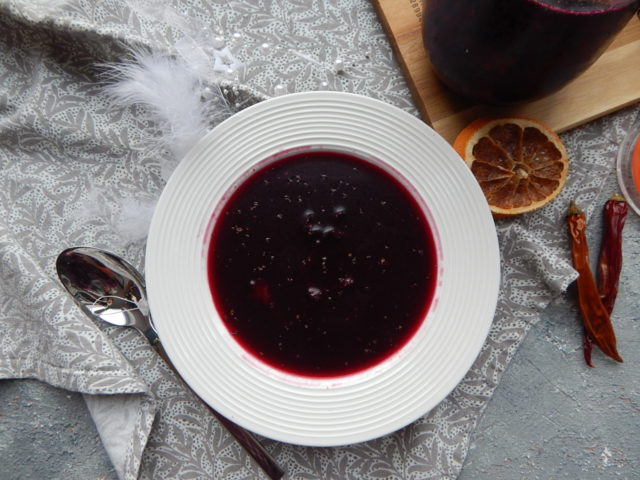 barszcz czerwony, kuchnia polska