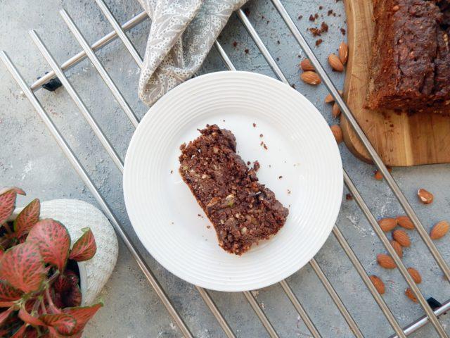ciasto z cukienia, jak schudnac dieta, deser