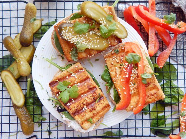 marynowane tofu, indywidualny jadlospis