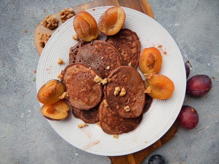placuszki z mąką z ciecierzycy - dietetyk a odchudzanie