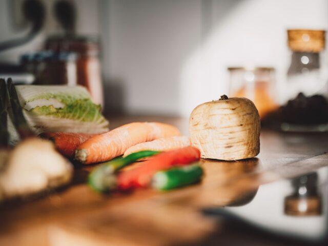 dieta odchudzająca, warzywa