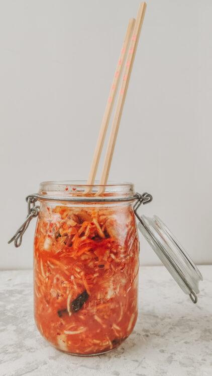 kimchi, przepis krok po kroku, dietetyk,