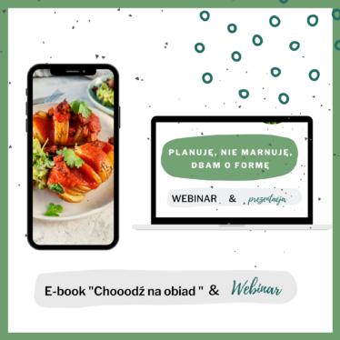 webinar, planuję, obiady na diecie